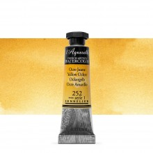 Sennelier : Watercolour Paint : 10ml : Yellow Ochre