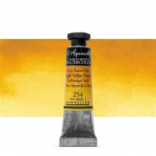 Sennelier : Watercolour Paint : 10ml : Light Yellow Ochre