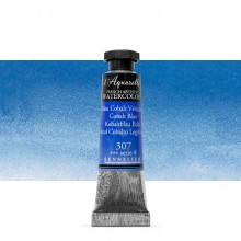 Sennelier : Watercolour Paint : 10ml : Cobalt Blue