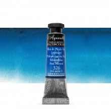 Sennelier : Watercolour Paint : 10ml : Phtalocyanine Blue