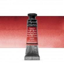 Sennelier : Watercolour Paint : 10ml : Alizarin Crimson