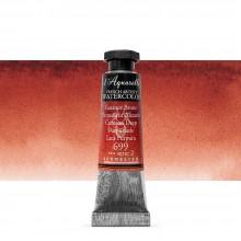 Sennelier : Watercolour Paint : 10ml : Permanent Alizarin Crimson Deep
