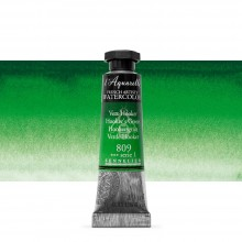 Sennelier : Watercolour Paint : 10ml : Hooker's Green