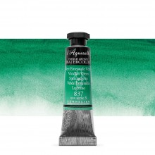 Sennelier : Watercolour Paint : 10ml : Viridian Green