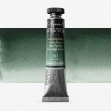 Sennelier : Watercolour Paint : 21ml : Greenish Umber