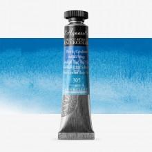 Sennelier : Watercolour Paint : 21ml : Cerulean Blue Red Shade