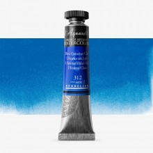 Sennelier : Watercolour Paint : 21ml : Ultramarine Light
