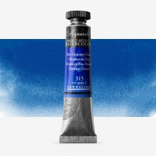 Sennelier : Watercolour Paint : 21ml : Ultramarine Deep