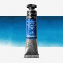 Sennelier : Watercolour Paint : 21ml : Phtalocyanine Blue