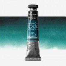 Sennelier : Watercolour Paint : 21ml : Phthalocyanine Turquoise