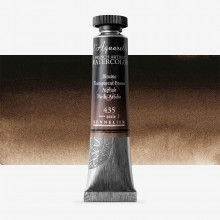 Sennelier : Watercolour Paint : 21ml : Transparent Brown