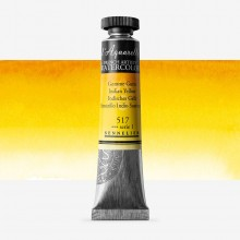 Sennelier : Watercolour Paint : 21ml :Indian Yellow