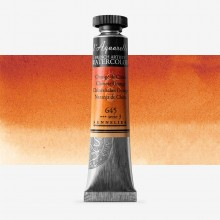 Sennelier : Watercolour Paint : 21ml : Chinese Orange