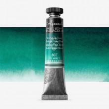 Sennelier : Watercolour Paint : 21ml : Phthalo Green Deep