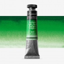 Sennelier : Watercolour Paint : 21ml : Hooker's Green