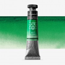 Sennelier : Watercolour Paint : 21ml : Sennelier Green
