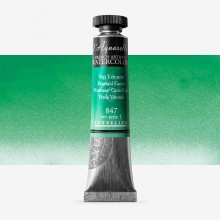 Sennelier : Watercolour Paint : 21ml : Emerald Green