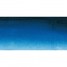 Sennelier : Watercolour Paint : Full Pan : Blue Sennelier