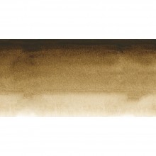 Sennelier : Watercolour Paint : Half Pan : Raw Umber