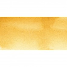 Sennelier : Watercolour Paint : Half Pan : Yellow Ochre