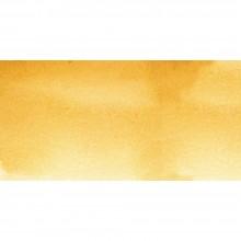 Sennelier : Watercolour Paint : Half Pan : Yellow Ochre