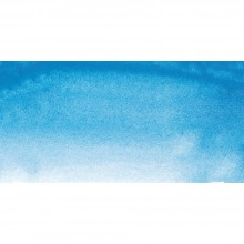 Sennelier : Watercolour Paint : Half Pan : Cerulean Blue