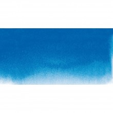 Sennelier : Watercolour Paint : Half Pan : Ultramarine Light