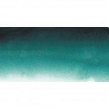 Sennelier : Watercolour Paint : Half Pan : Phthalocyanine Turquoise