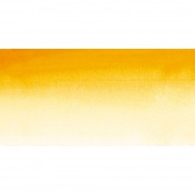 Sennelier : Watercolour Paint : Half Pan : Cadmium Yellow Deep