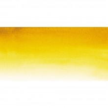 Sennelier : Watercolour Paint : Half Pan : Yellow Lake