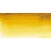 Sennelier : Watercolour Paint : Half Pan : French Ochre
