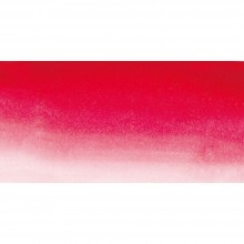 Sennelier : Watercolour Paint : Half Pan : Bright Red