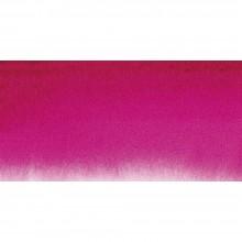 Sennelier : Watercolour Paint : Half Pan : Helios Purple