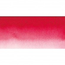 Sennelier : Watercolour Paint : Half Pan : Quinacridone Red