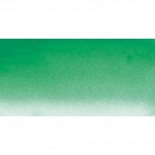 Sennelier : Watercolour Paint : Half Pan : Emerald Green