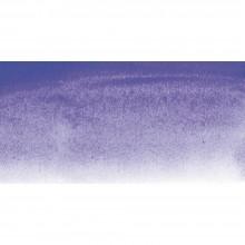 Sennelier : Watercolour Paint : Half Pan : Blue Violet