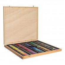 Sennelier : Watercolour : Wooden Box Set of 98 x 10ml Tubes