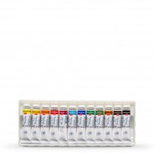 St Petersburg : White Nights : Watercolour Paint : 10ml : Set of 12