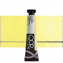 Golden QoR : Watercolour Paint : 11ml : Nickel Yellow