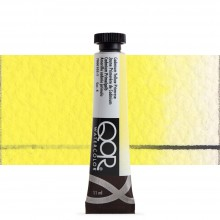 Golden QoR : Watercolour Paint : 11ml : Cadmium Yellow Primrose