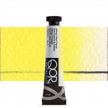 Golden QoR : Watercolour Paint : 11ml : Cadmium Yellow Primrose