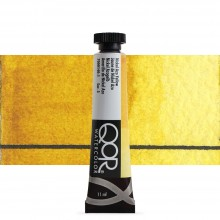 Golden QoR : Watercolour Paint : 11ml : Nickel Azo Yellow