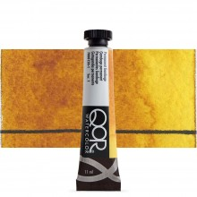 Golden QoR : Watercolour Paint : 11ml : Permanent Gamboge