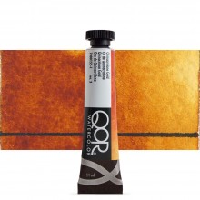 Golden QoR : Watercolour Paint : 11ml : Quinacridone Gold
