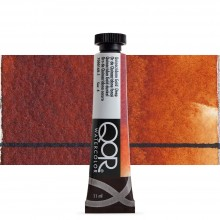 Golden : Qor : Watercolour Paint : 11ml : Quinacridone Gold Deep