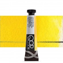 Golden QoR : Watercolour Paint : 11ml : Cadmium Yellow Deep