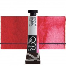 Golden : Qor : Watercolour Paint : 11ml : Quinacridone Red