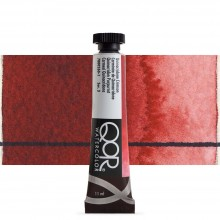 Golden QoR : Watercolour Paint : 11ml : Quinacridone Crimson