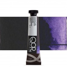 Golden : Qor : Watercolour Paint : 11ml : Dioxazine Purple