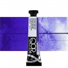 Golden QoR : Watercolour Paint : 11ml : Ultramarine Blue Violet